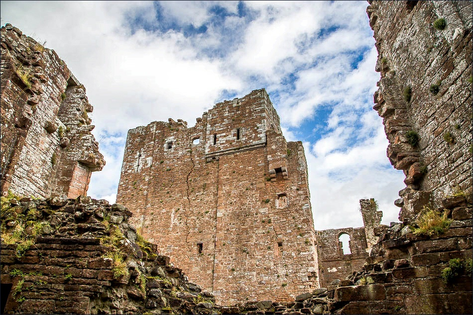 Brougham Castle keep