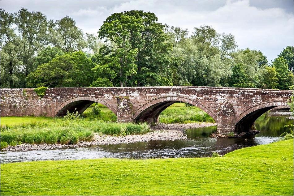Castle Bridge, Brougham Castle