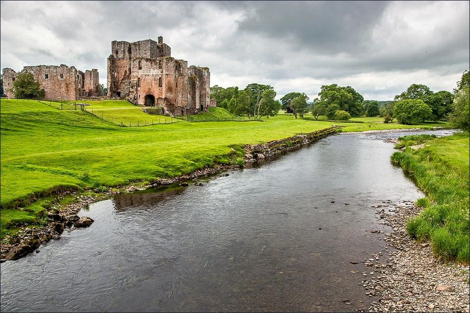 Brougham Castle from Castle Bridge