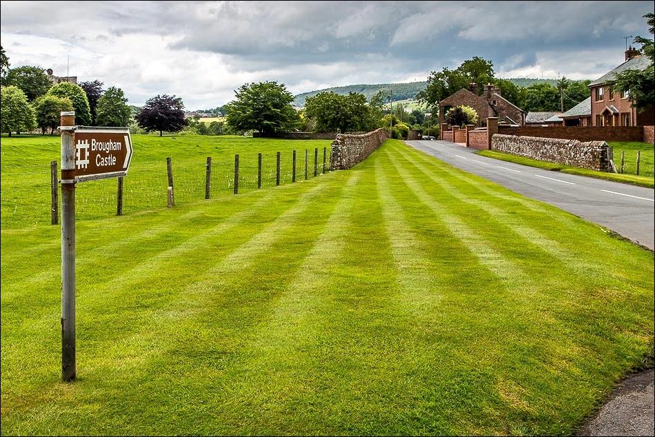 Brougham Castle walk
