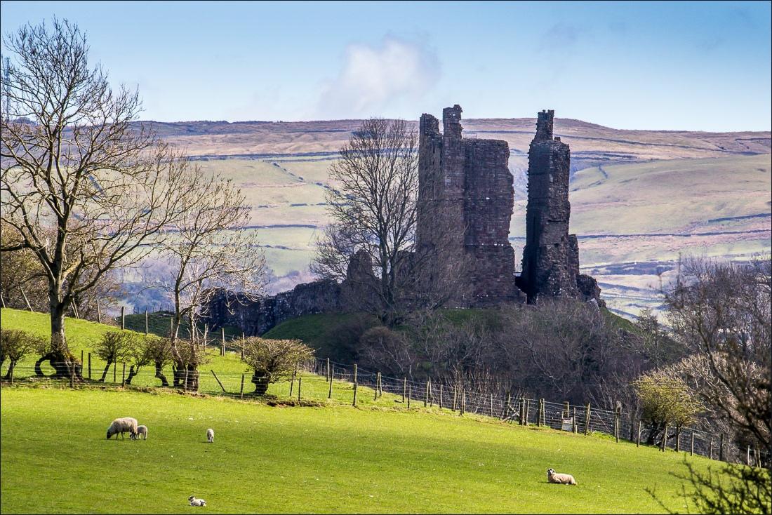 Brough Castle-42