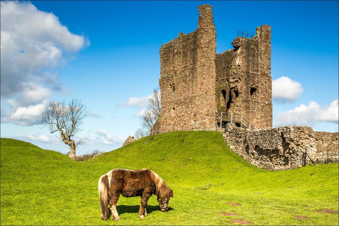 Brough Castle-8