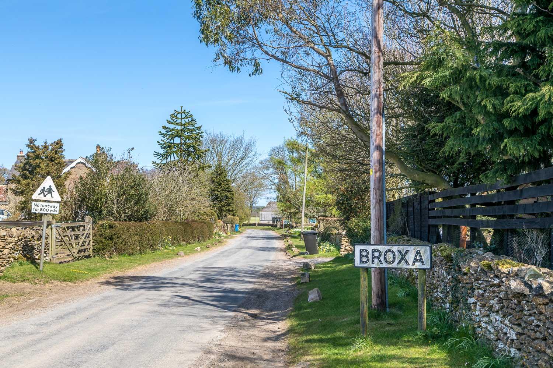 Broxa walk