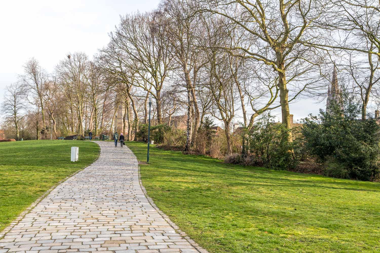 Koning Albertpark, Bruges