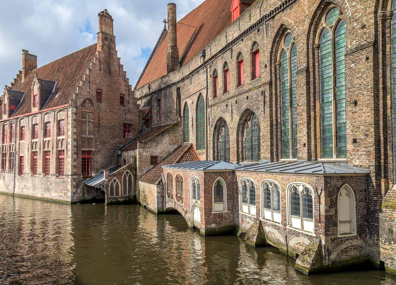 Mariastraat Bruges