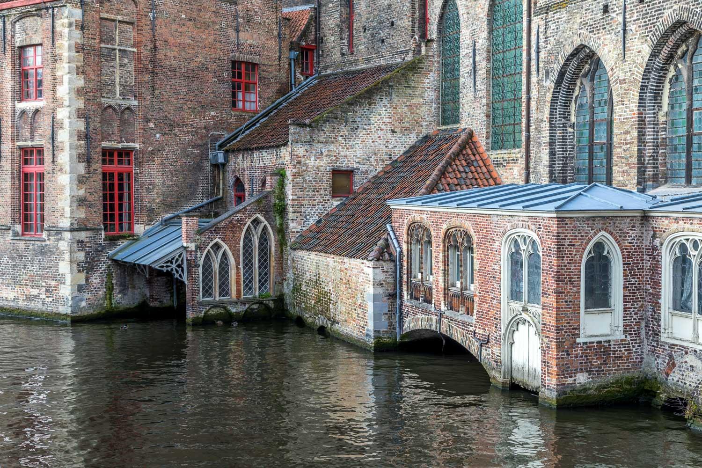 Mariastraat, Bruges