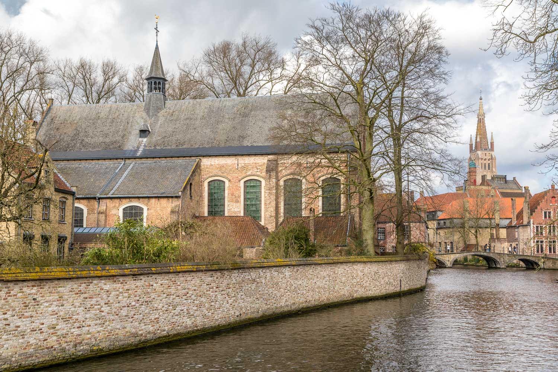 Begijnhofkerk Sint Elisabeth (St. Elisabeth Church)