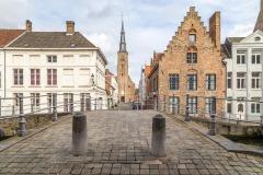 St Anna Church Bruges