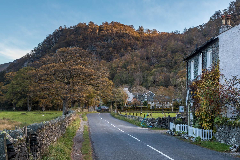 Shepherds Crag Borrowdale