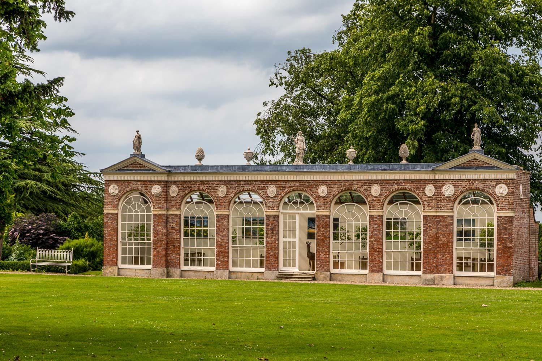 Burton Constable Hall, Orangery