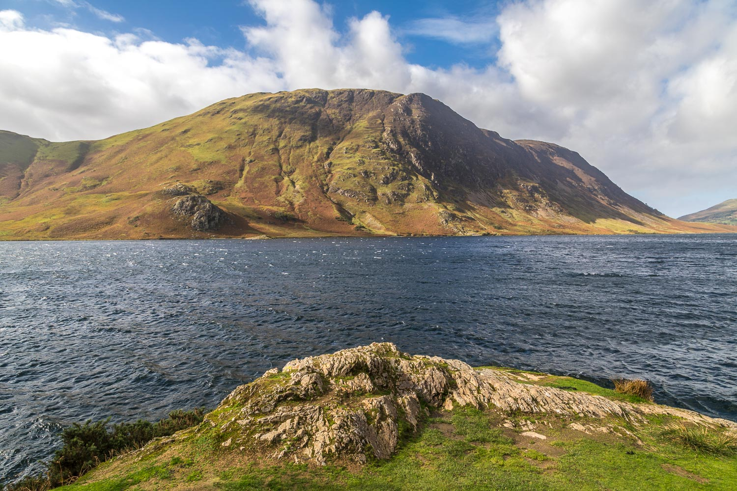 Hause Point Crummock Water