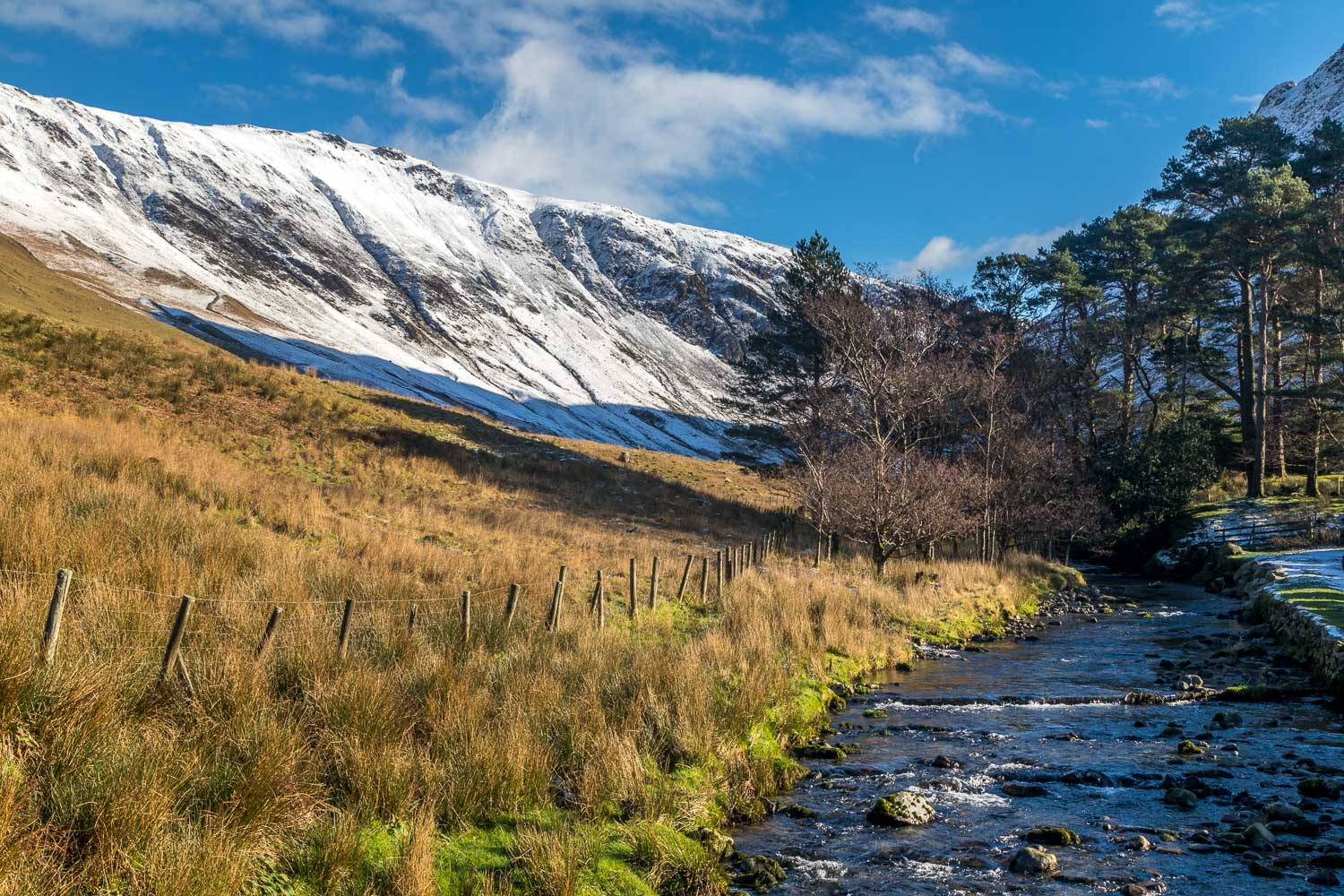 Buttermere, Honister Pass