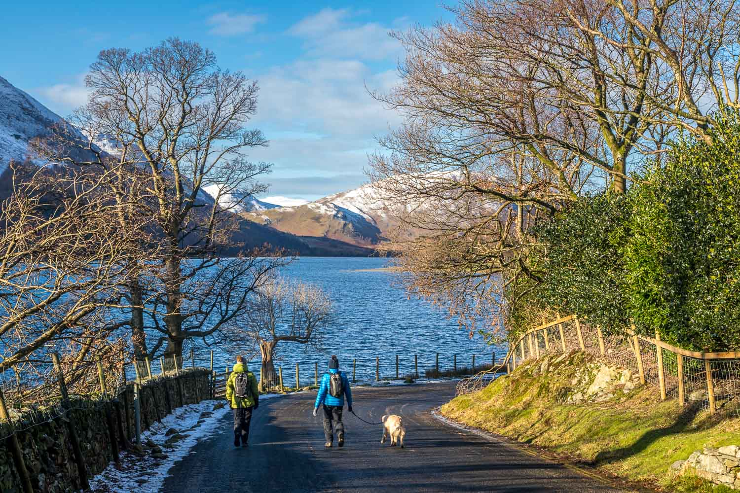 Buttermere road