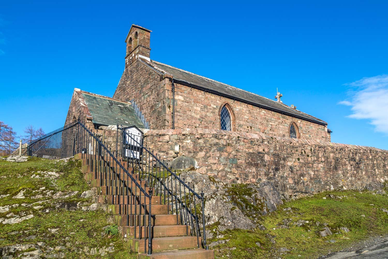 Buttermere church