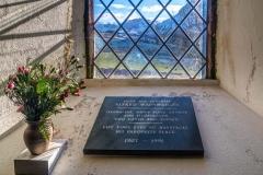 Buttermere church, Wainwright