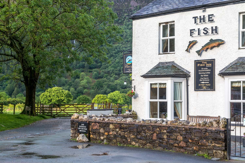Fish Inn Buttermere