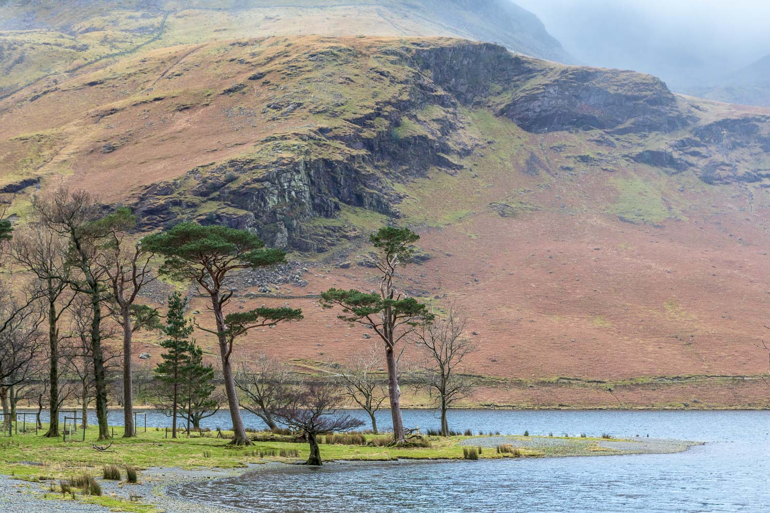 Buttermere, Low Crag