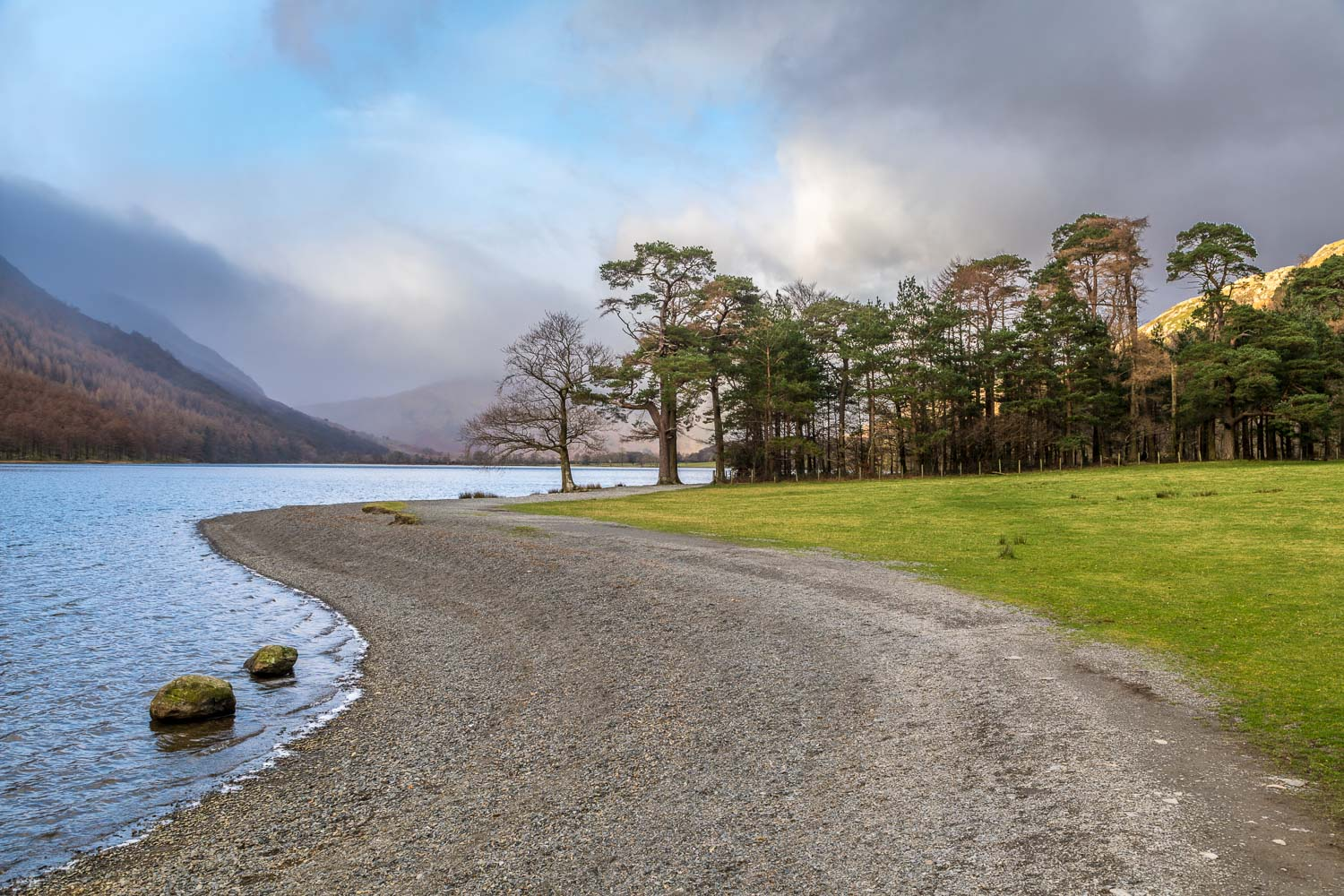 Buttermere, Hassness