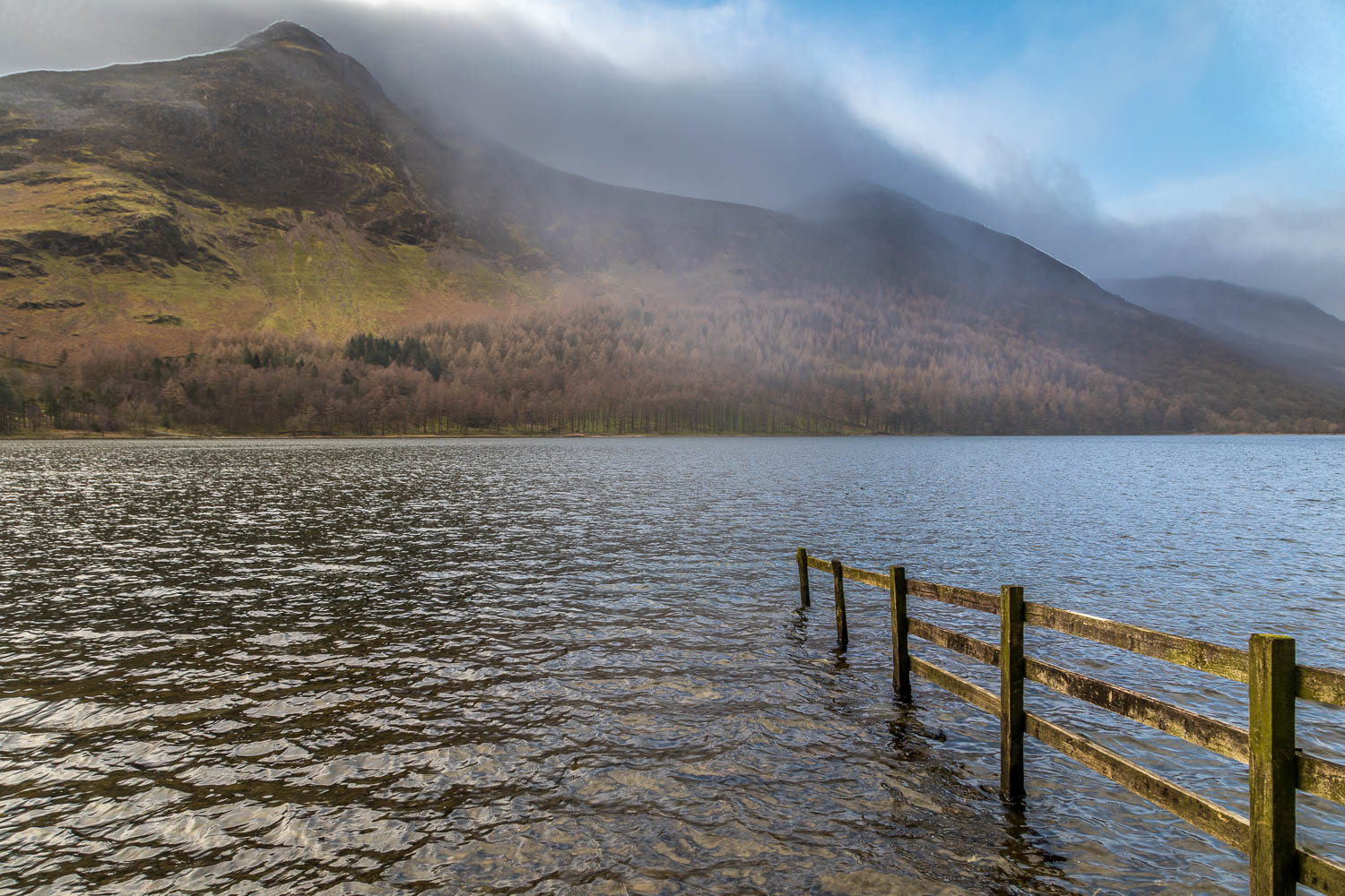 Buttermere, High Stile