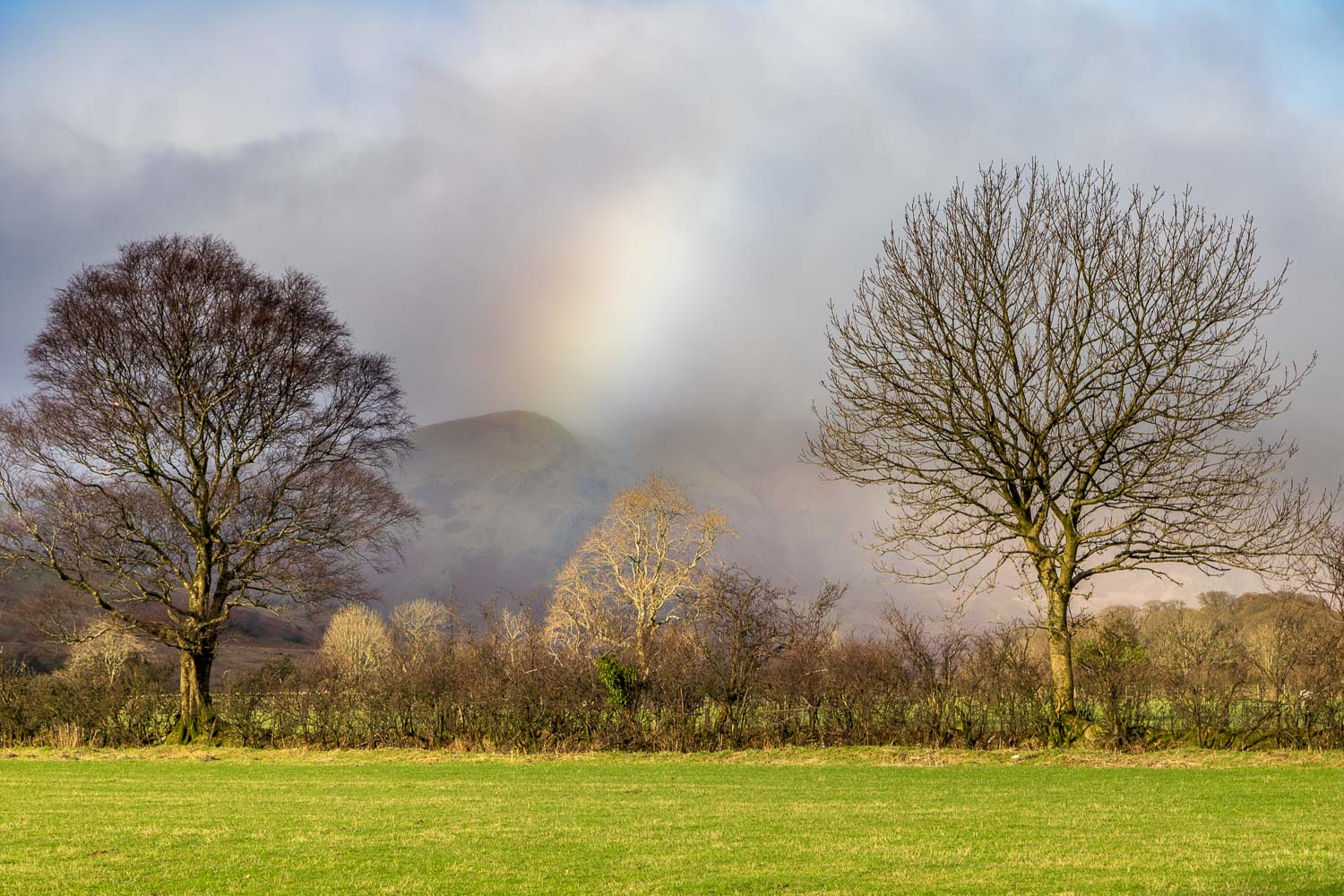 Fogbow, Buttermere