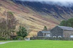 Gatesgarth Farm, Honister Pass