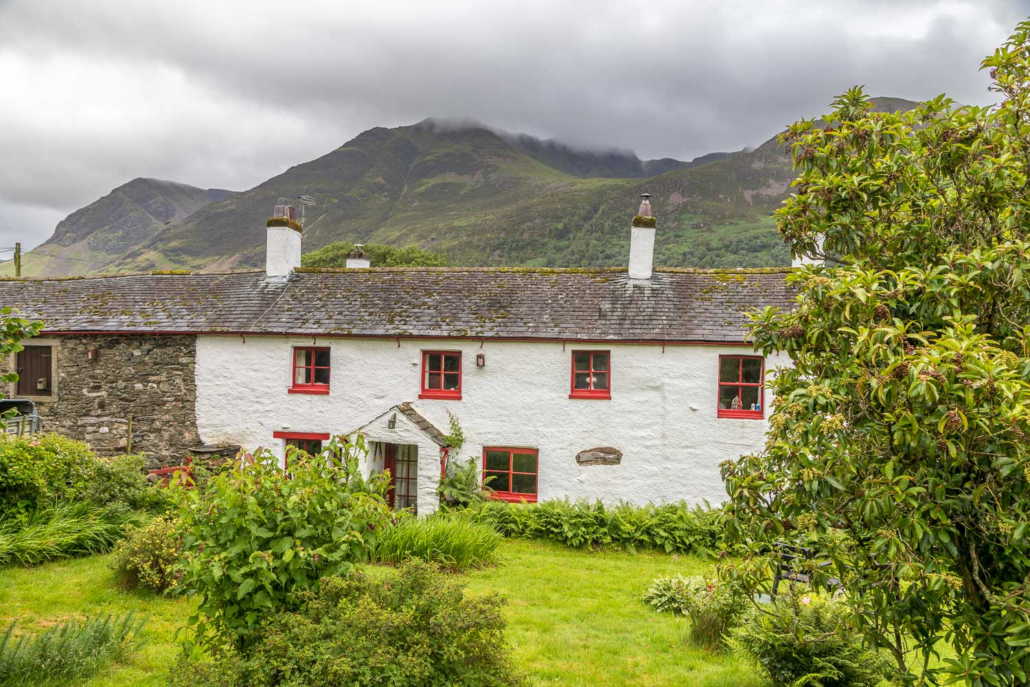 Buttermere, Cragg House Farm