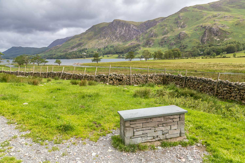 Alan Skillen bench