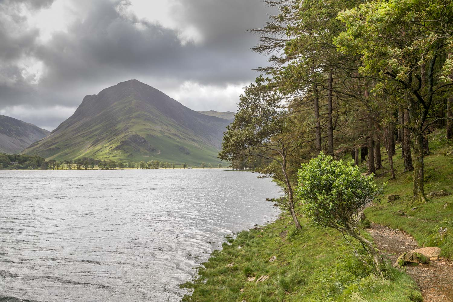 Buttermere circuit, Fleetwith Pike