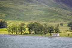 Buttermere bothy, White Hut