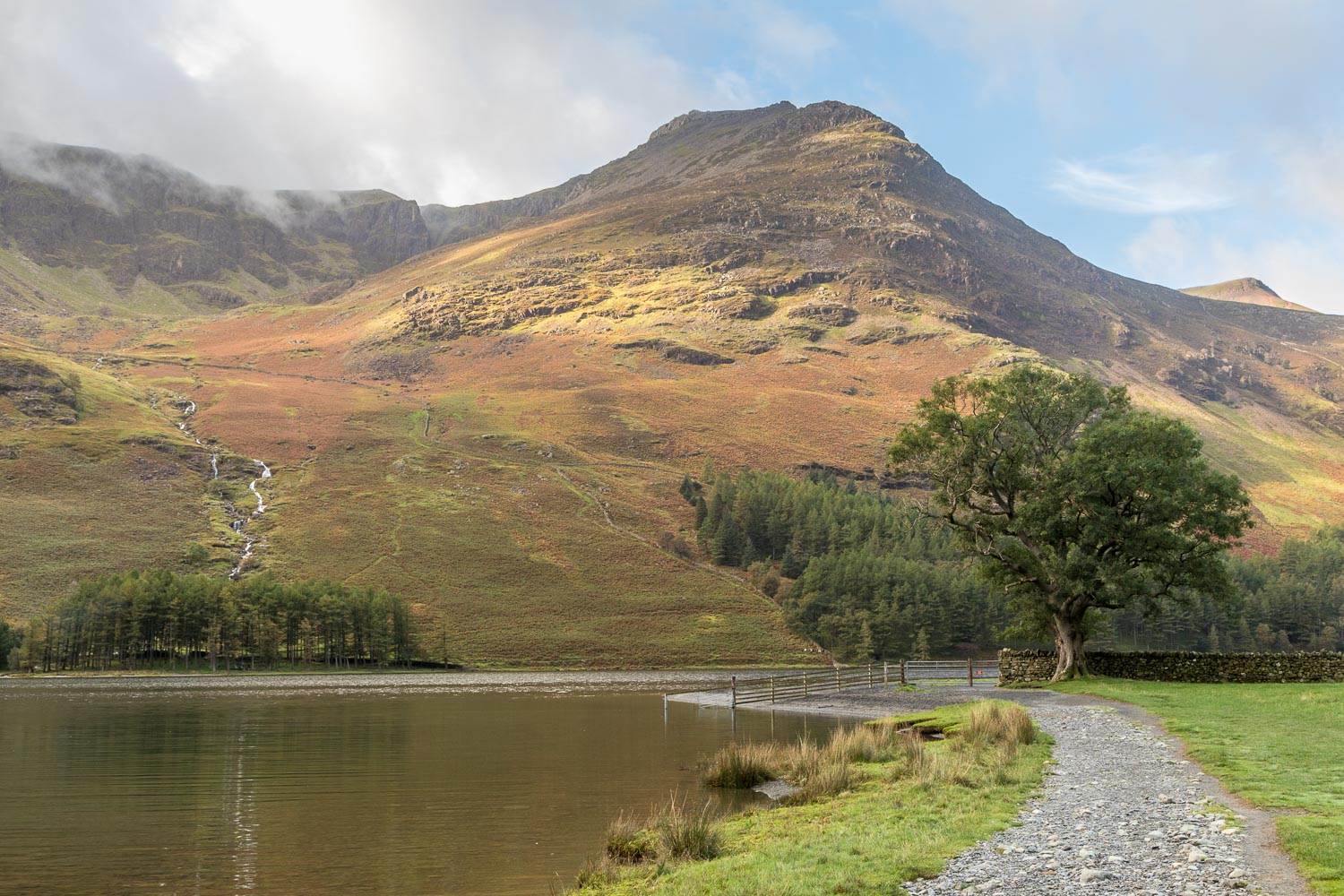 Buttermere, Hassness, High Stile