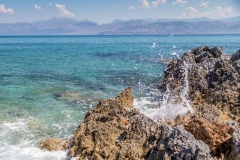 Cape Agia Ekaterinis walk, Corfu walk