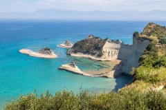 Cape Drastis walk, Corfu walk
