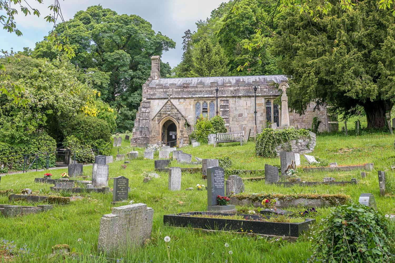 Carsington, St Margaret's Church Carsington
