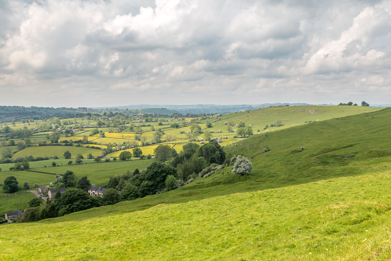 Carsington Pasture walk