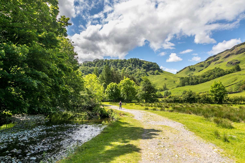 River Derwent, Cumbria Way