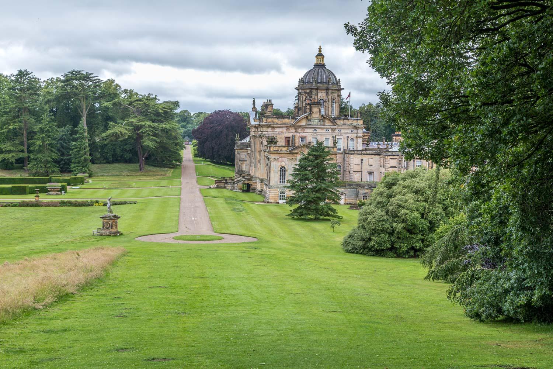 Castle Howard garden
