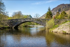 Bridge over the River Derwent at Grange