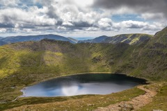 Catstycam walk, Red Tarn