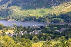 Catstycam walk, Glenridding