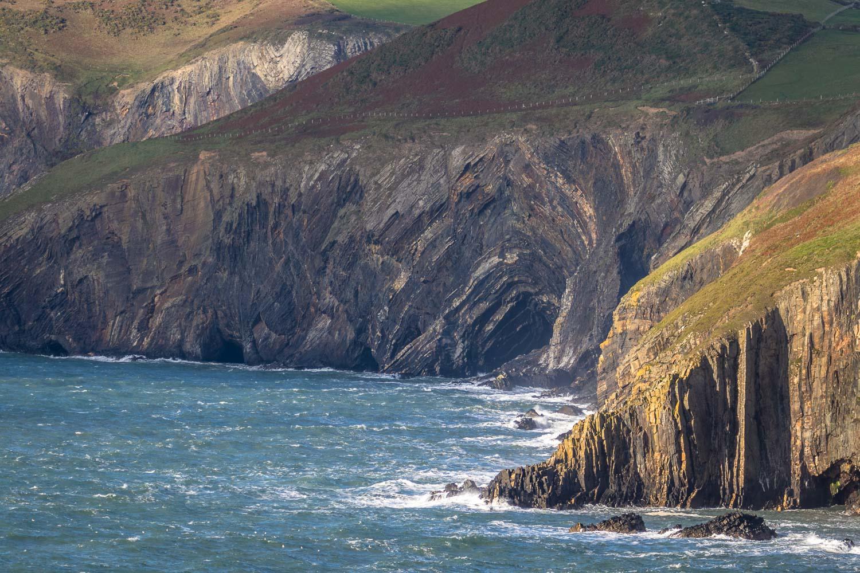 Ceibwr Bay