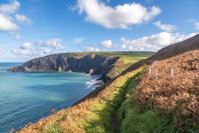 Pen yr Afr, Wales Coast Path