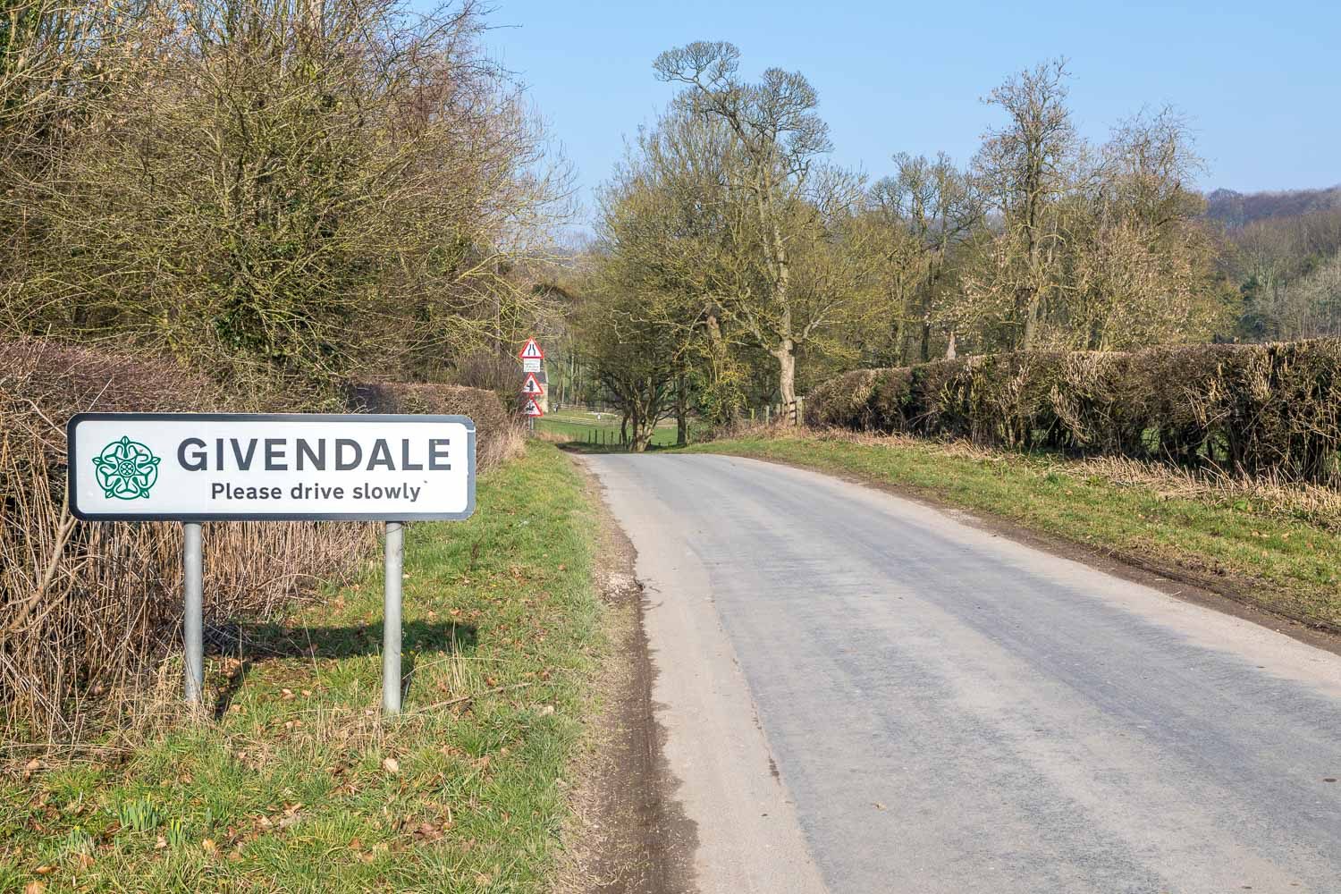 Chalkland Way, Great Givendale