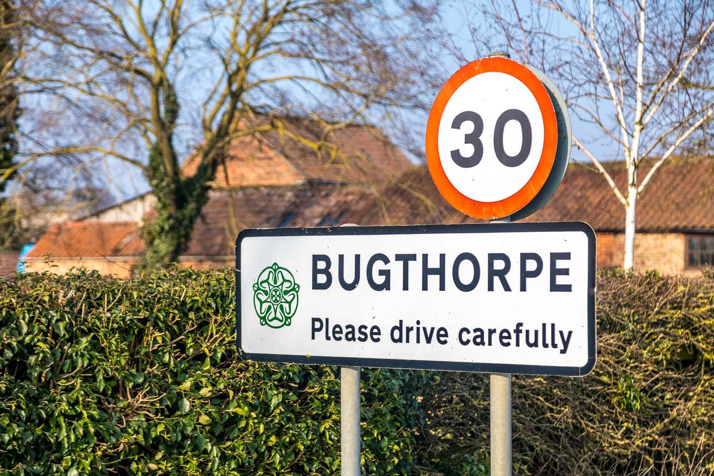 Chalkland Way, Bugthorpe