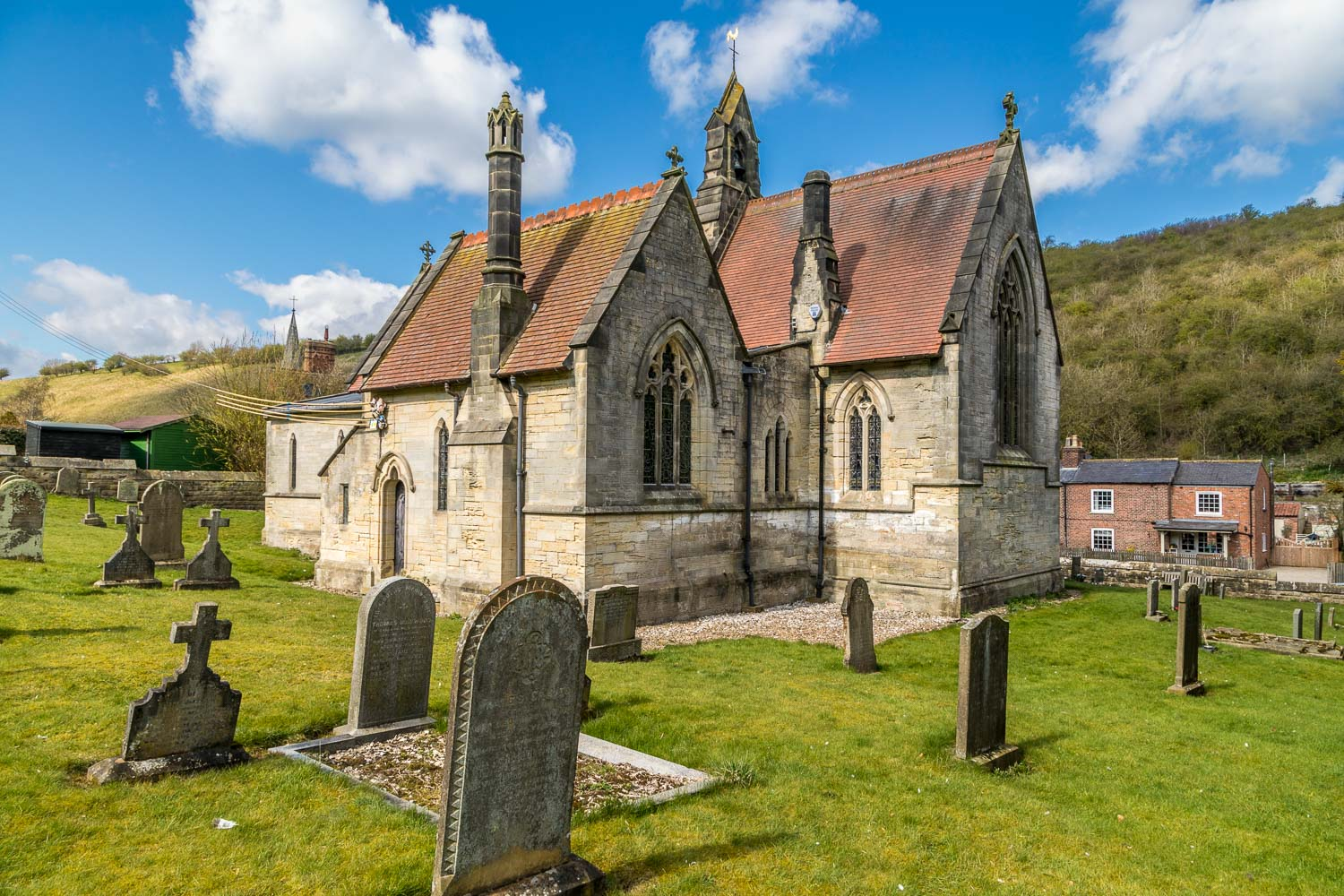 St Mary's Church Thixendale