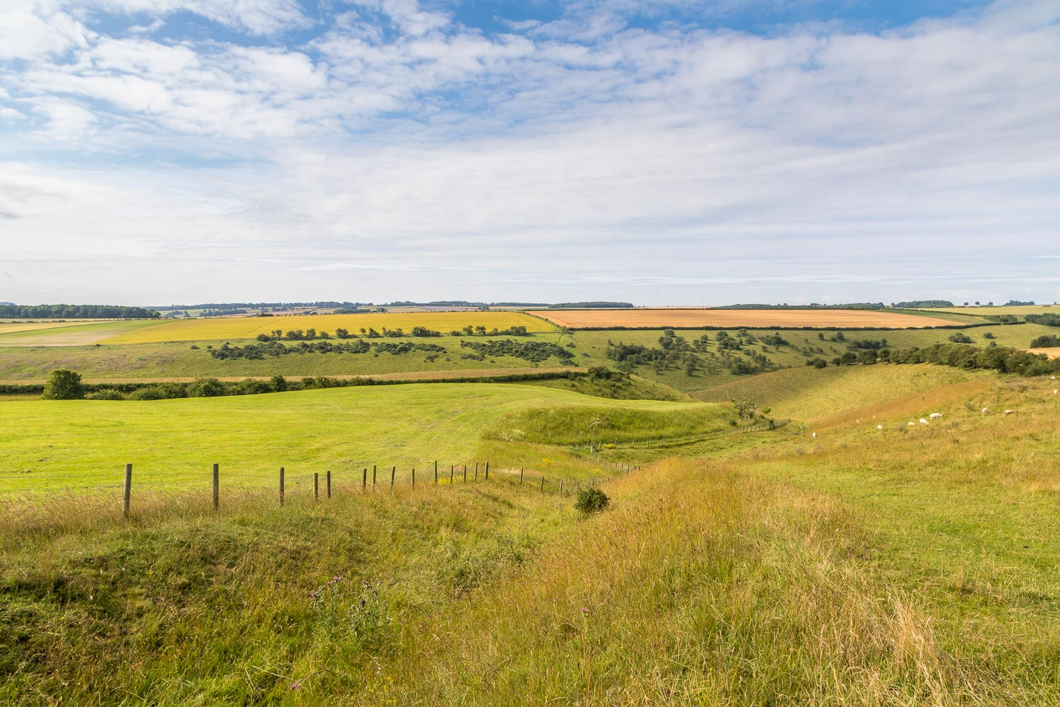 Chalkland Way, Cow Wold