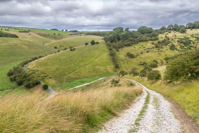 Chalkland Way, Frendal Dale