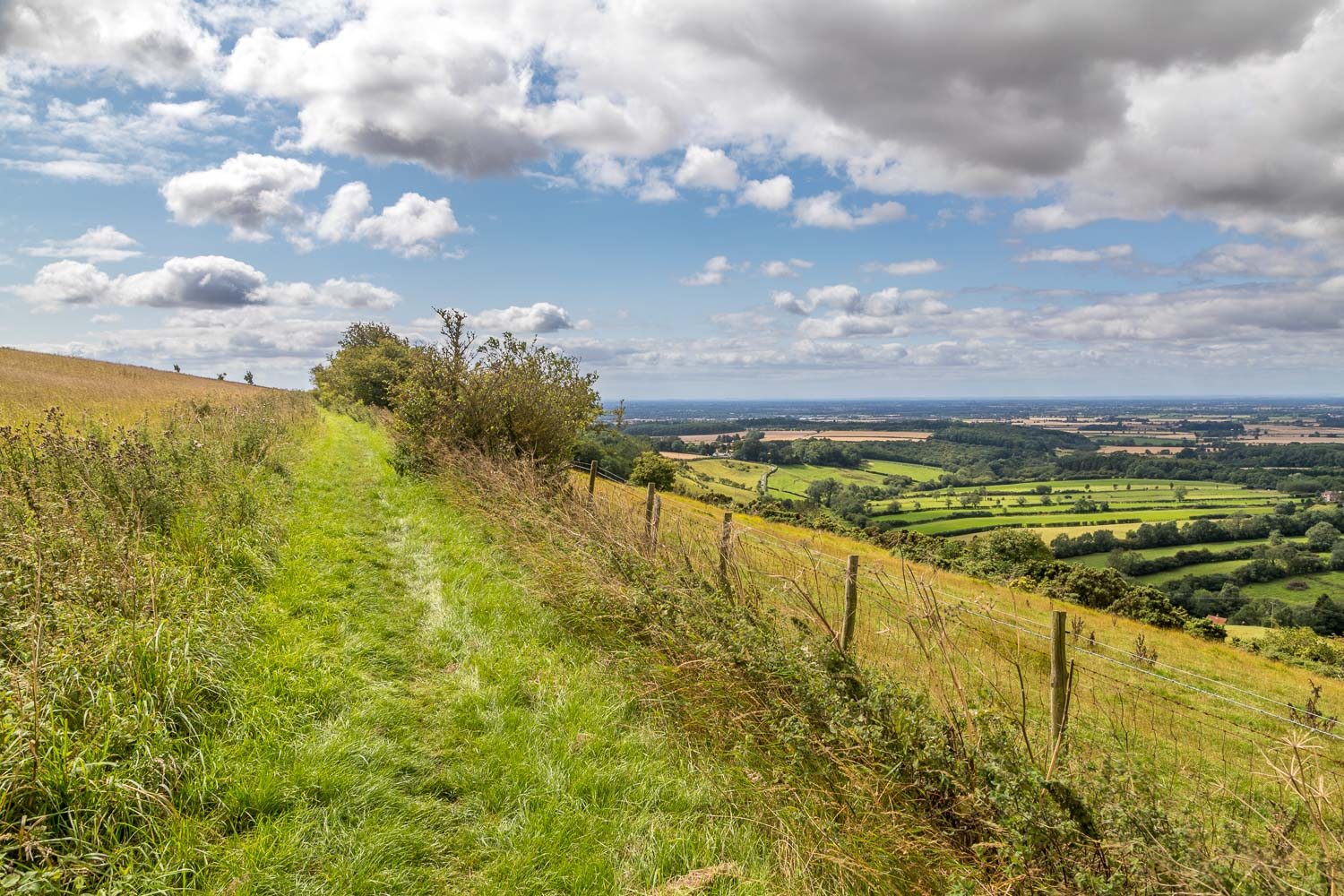 Chalkland Way, Vale of York