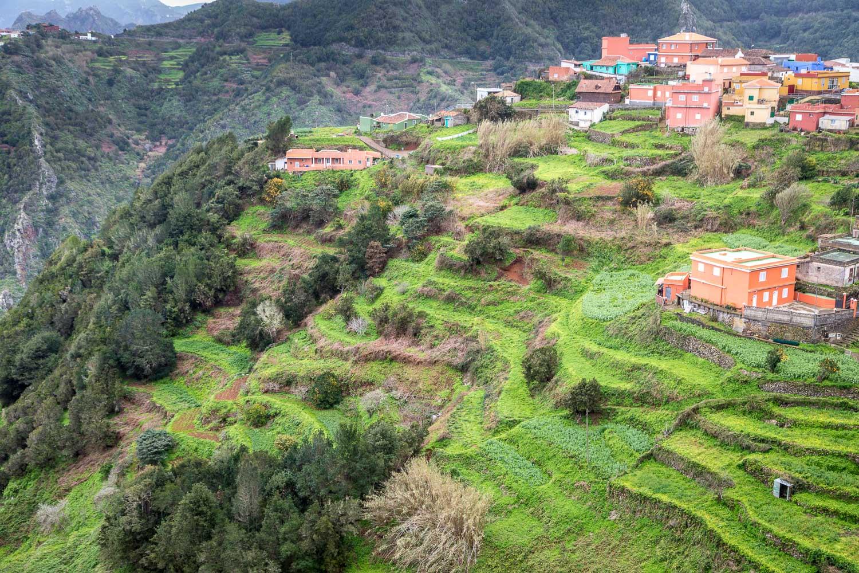 Las Carboneras Tenerife