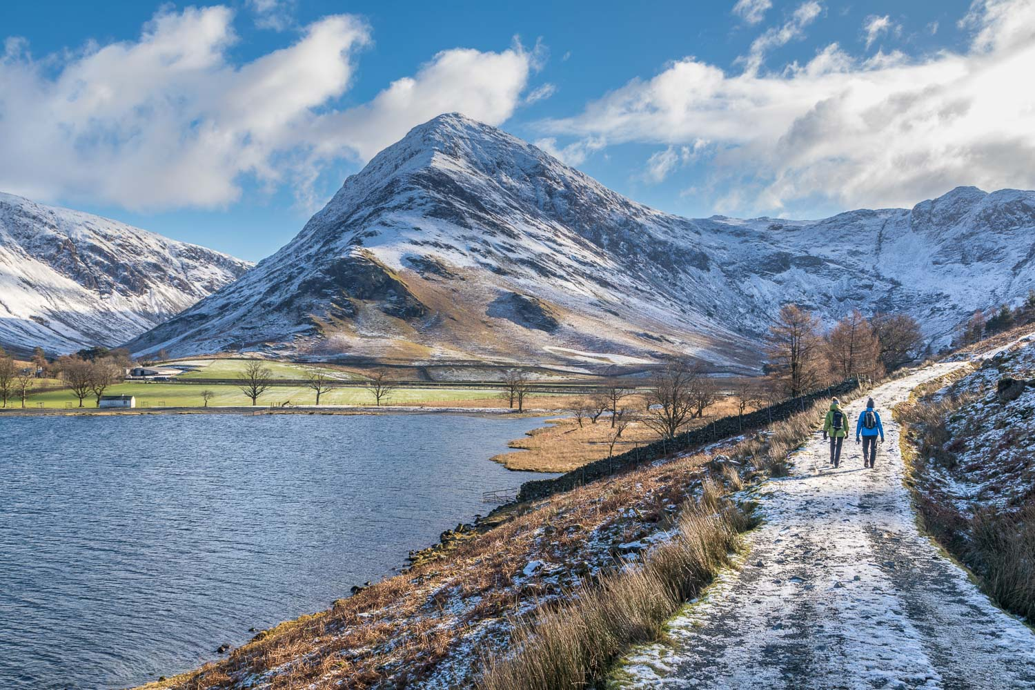 Path beside Buttermere