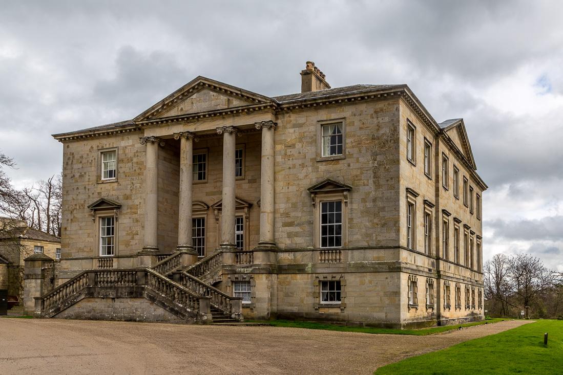 Constable Burton Hall